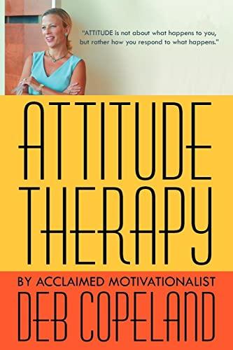 9781425957902: Attitude Therapy