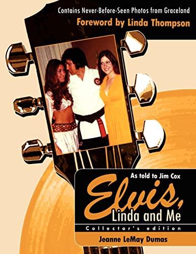 9781425960001: Elvis, Linda & Me: Unseen Pictures & Untold Stories from Graceland