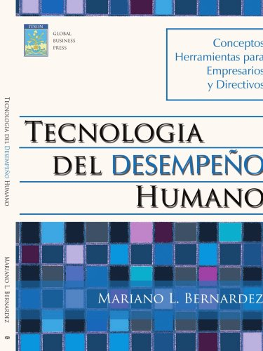 9781425974572: Tecnologia del Desempeño Humano