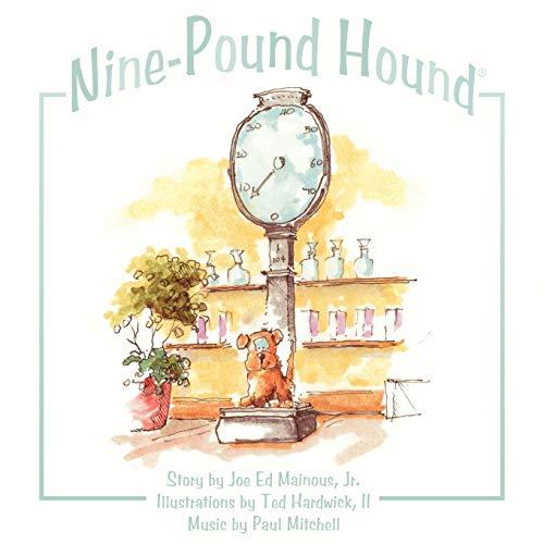 Nine-Pound Hound (Paperback): Joe Ed Mainous