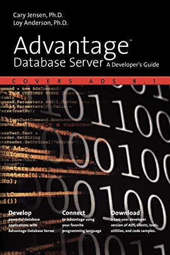 9781425977269: Advantage Database Server: A Developer's Guide