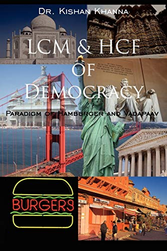 9781425981761: LCM & HCF of Democracy: Paradigm of Hamburger and Vadapaav