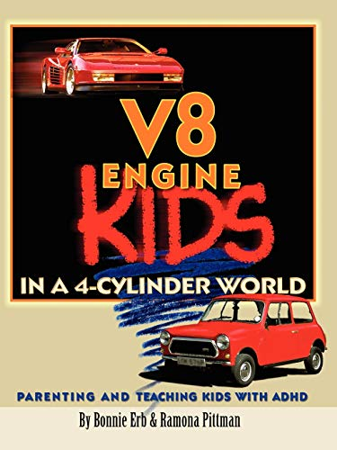 9781425989934: V-8 Engine Kids in a 4 Cylinder World