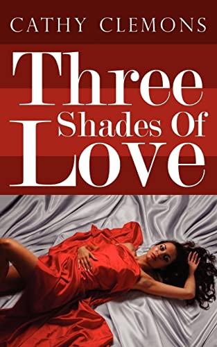 9781425991258: Three Shades Of Love