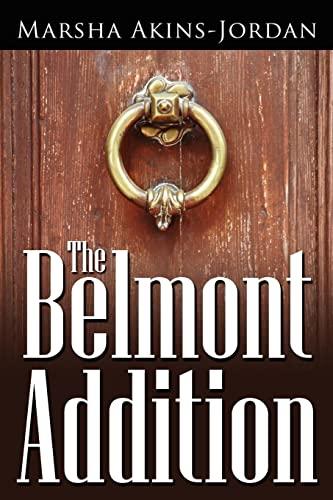 The Belmont Addition: Jordan, Marsha