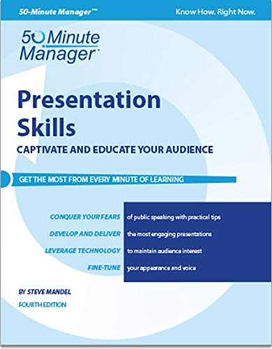9781426004872: Presentation Skills: Captivate and Educate Your Audience (Crisp Fifty Minute Series)