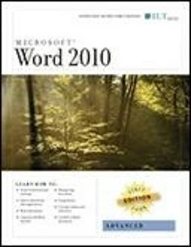 9781426019739: Word 2010: Advanced, First Look Edition, Instructor's Edition