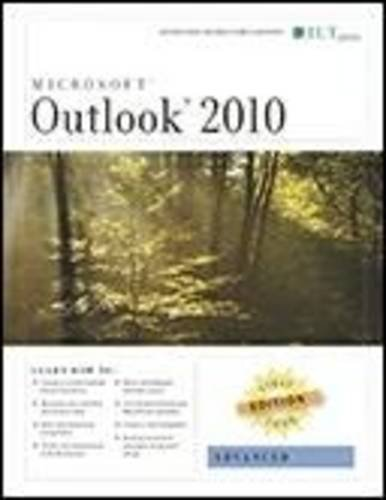 Outlook 2010: Advanced, First Look Edition, Instructor's Manual: Axzo Press
