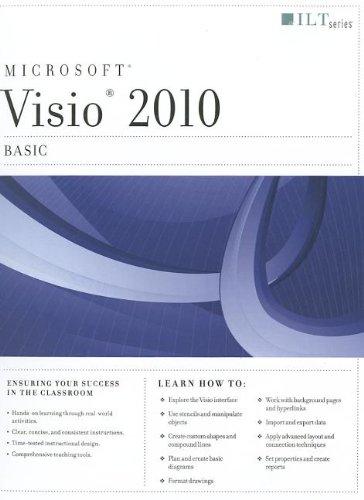 Visio 2010: Basic (ILT): Brandon Heffernan