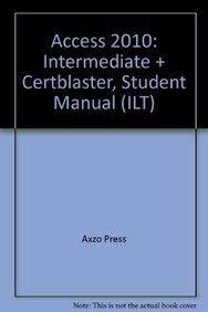 9781426021473: Access 2010: Intermediate (Ilt)