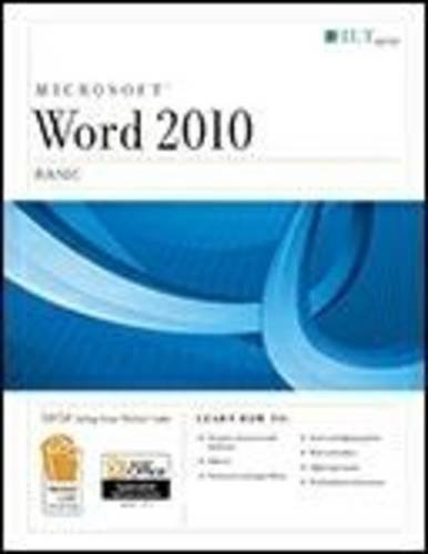 9781426021640: Word 2010: Basic (Ilt)