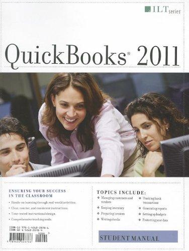 9781426028786: Quickbooks 2011 (ILT)