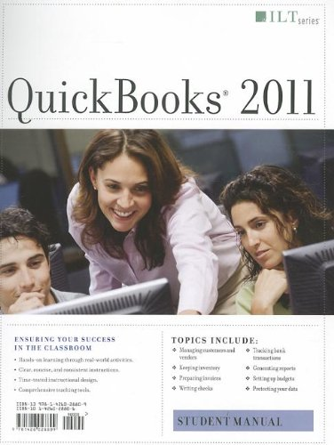 9781426028809: Quickbooks 2011 + Data (ILT)