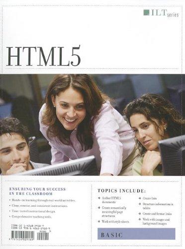 9781426029189: HTML5: Basic (Ilt)