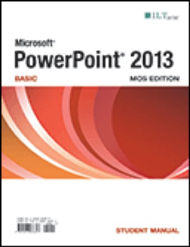 Powerpoint 2013: Basic, Mos Edition: n/a