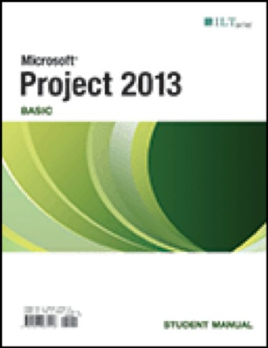 9781426037016: Project 2013: Basic, Student Manual