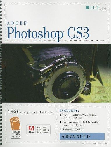 9781426094774: Photoshop CS3: Advanced [With CDROM] (ILT)
