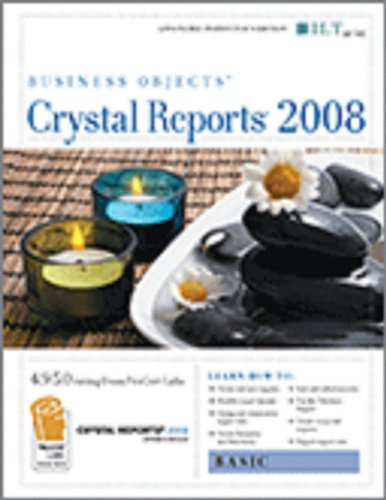 Crystal Reports 2008: Advanced + Certblaster, Instructor's Edition (ILT) (1426097530) by Axzo Press
