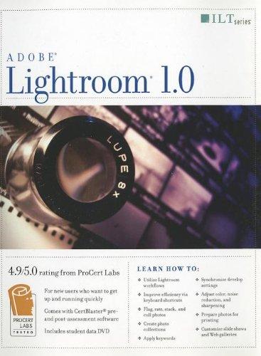 Lightroom 1.0 + Certblaster (ILT): Axzo Press Axzo Press