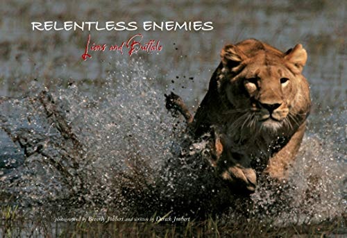 9781426200045: Relentless Enemies: Lions and Buffalo