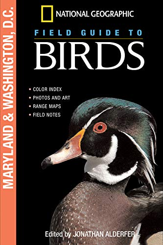9781426200076: National Geographic Field Guide to Birds: Maryland and Washington D.C.