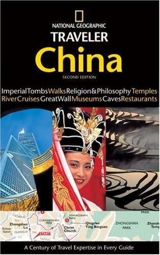 9781426200359: National Geographic Traveler: China, 2d Ed.