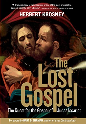 9781426200410: The Lost Gospel: The Quest for the Gospel of Judas Iscariot