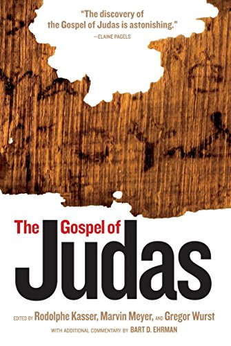9781426200427: The Gospel of Judas: From Codex Tchacos