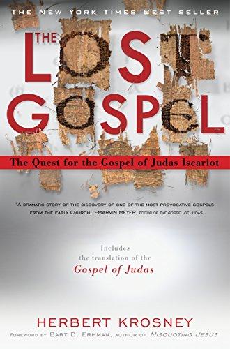 The Lost Gospel: The Quest for the: Krosney, Herbert