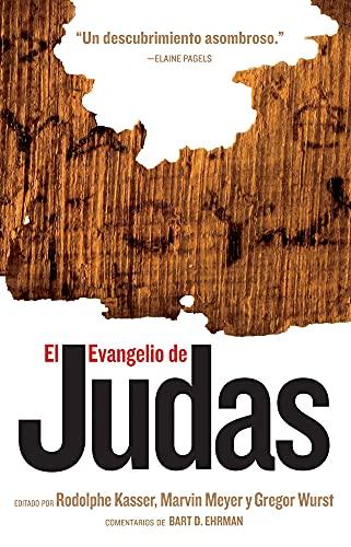 9781426200625: El Evangelio de Judas (Spanish Edition)