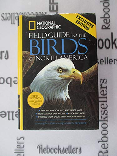 9781426200724: National Geographic Field Guide to the Birds of North America