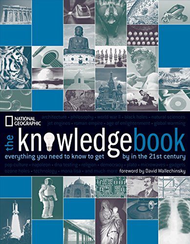 9781426201240: The Knowledge Book: Everything You Need to Know to Get By in the 21st Century