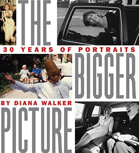 Bigger Picture - 30 Years of Portraits, The: Walker, Diana