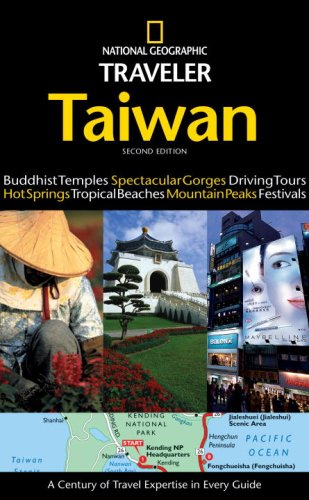 9781426201455: National Geographic Traveler: Taiwan 2nd Edition