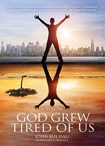9781426202124: God Grew Tired of Us: A Memoir