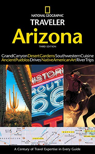 9781426202285: National Geographic Traveler: Arizona (National Geographic Traveller)