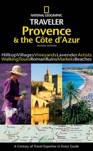 9781426202353: National Geographic Traveler Provence & the Cote D'Azur: Provence and the Cote D'Azur