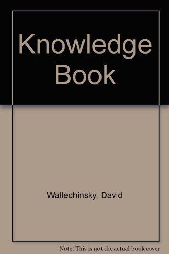 9781426202650: Knowledge Book