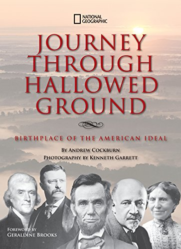 9781426203039: Journey Through Hallowed Ground: Birthplace of the American Ideal: Where America Started