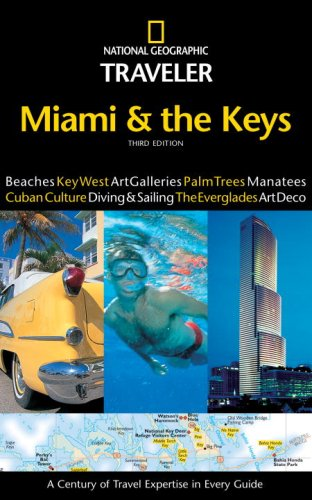 9781426203237: Miami and the Keys (National Geographic Traveler)