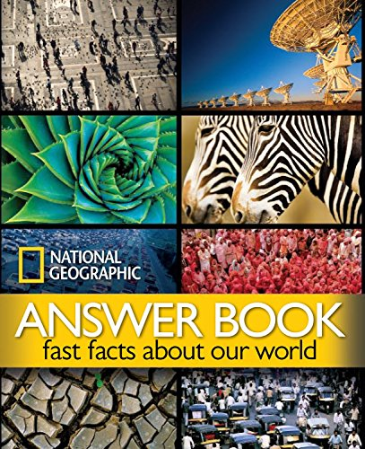 9781426203459: National Geographic Answer Book: Fast Facts About Our World