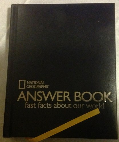 9781426203466: Answer Book: Fast Facts about Our World