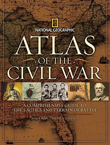 Atlas of the Civil War: A Comprehensive: Kagan, Neil (Editor)/