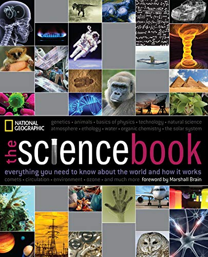 9781426203695: The Science Book: Everything You Need to Know About the World and How It Works