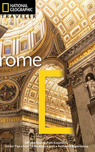 9781426204074: National Geographic Traveler: Rome, 3rd Edition