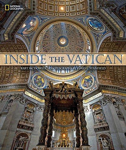 9781426204500: Inside the Vatican