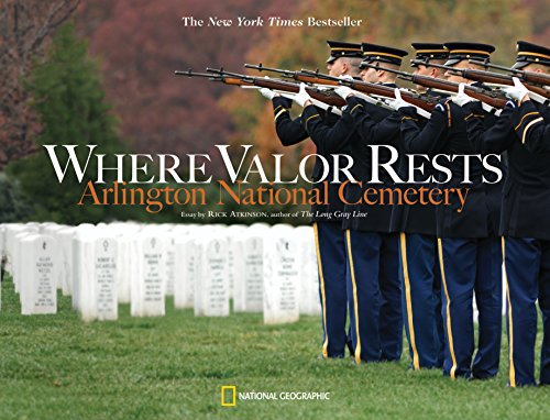 9781426204562: Where Valor Rests: Arlington National Cemetery