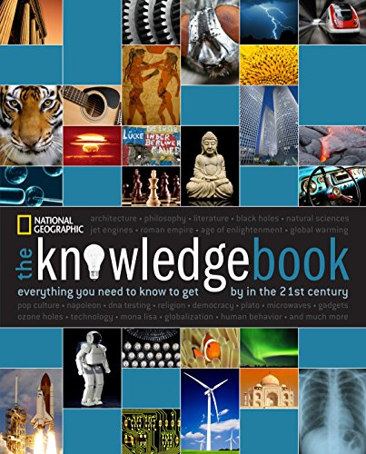 9781426205187: The Knowledge Book: Everything You Need to Know to Get by in the 21st Century