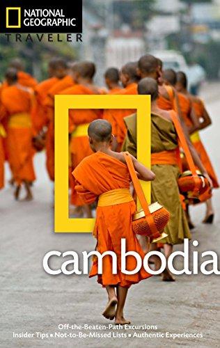 9781426205200: National Geographic Traveler: Cambodia