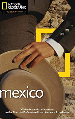 9781426205248: National Geographic Traveler: Mexico, 3rd Edition